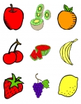 Flashcard Set - Fruit (1)
